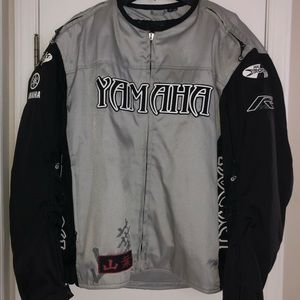 Men's Yamaha motorcycle jacket